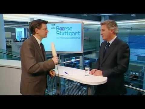 Hans-Jürgen Münch im Interview bei der Börse Stuttgart