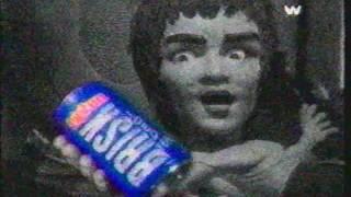 Lipton Brisk Ice Tea Commercial - Bruce Lee vs Karate Kid