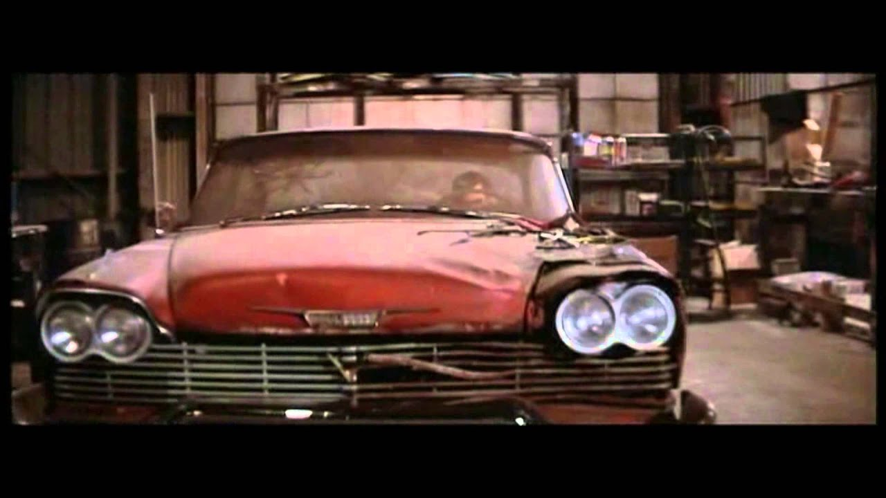 The 1958 Plymouth Fury - Christine - YouTube