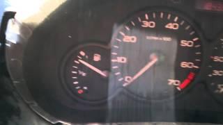 Réparation compteur 206iste32 après panne (Peugeot 206 XR Présence)