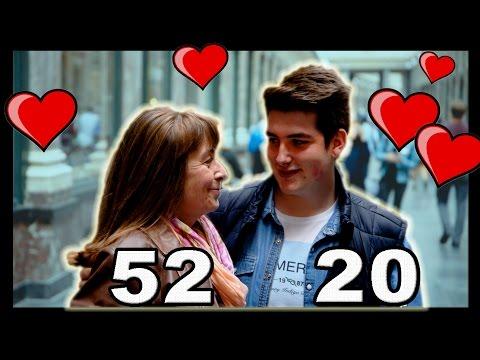 Expérience sociale #23: La différence d'âge dans les couples