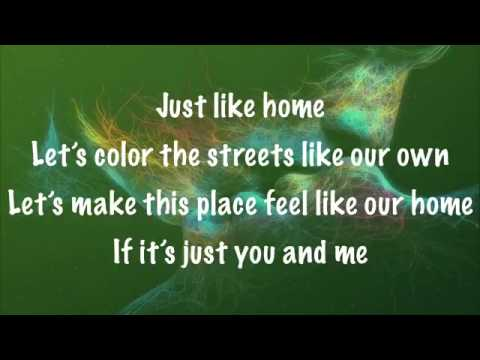 paint the town green-lyrics