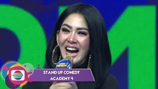 Download Video AH AH AUH..Begini Gaya SYAHRINI di IMPROVE COMEDY | Grand Final SUCA 4 MP3 3GP MP4