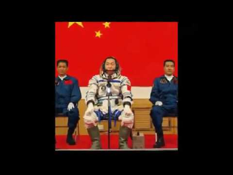 China's FAKE Space Walk - Flat earth files - The proof is in reality.