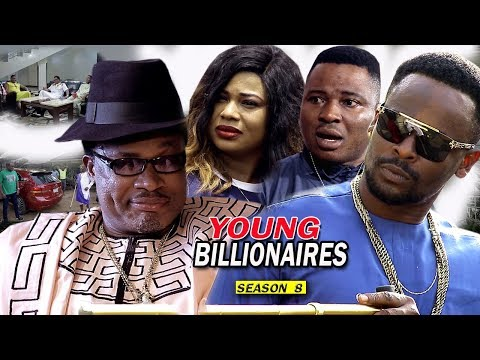 Young Billionaires Season 8 - Zubby Michaels 2017 Latest Nigerian Nollywood Movie | African Movies