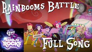 """Rainbooms Battle"" - MLP: Equestria Girls - Rainbow Rocks"