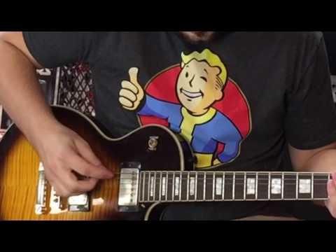 Epiphone Les Paul Custom Plus Demo/Review