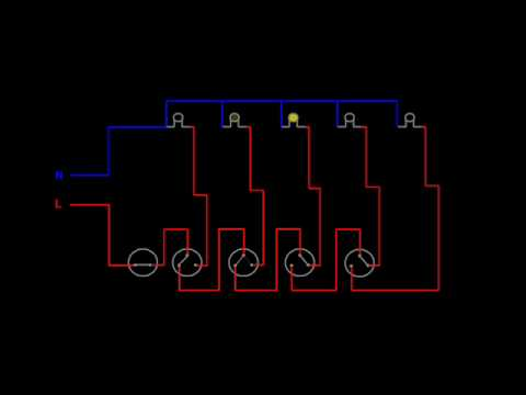 tunnel circuit youtube rh youtube com electrical tunnel wiring diagram
