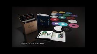 Queen - Studio Collection Vinyl Box Set Trailer
