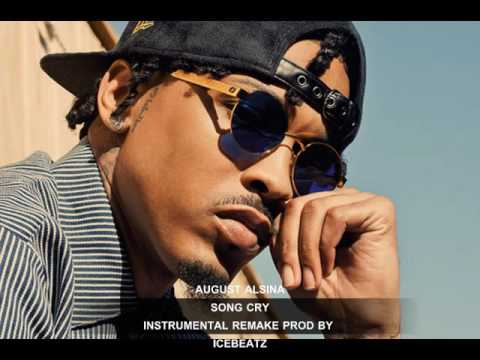 August Alsina - Song Cry Instrumental Remake Beat Prod By ICEBEATZ