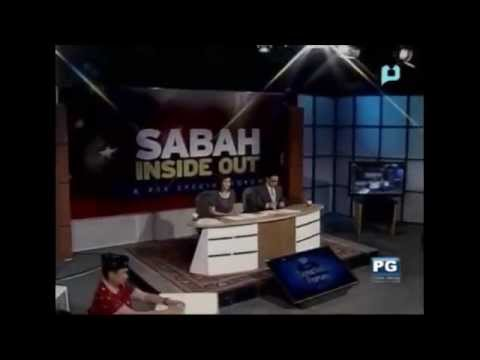(Part 1/3) Sabah Inside Out - PTV Special Forum - [March 6, 2013]