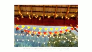 7 Unexpected Wedding Lighting Ideas