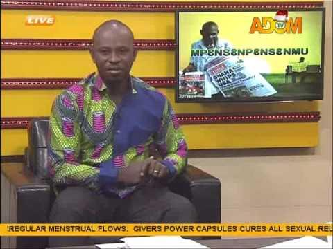 Badwam Newspaper Review - Adom TV (17-12-15)