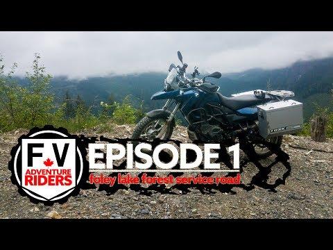Fraser Valley Adventure Riders Episode 1