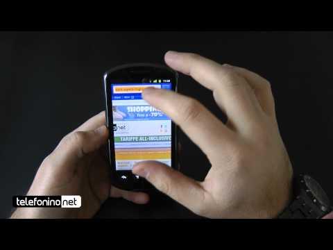 Huawei Ideos X5 videoreview da Telefonino.net