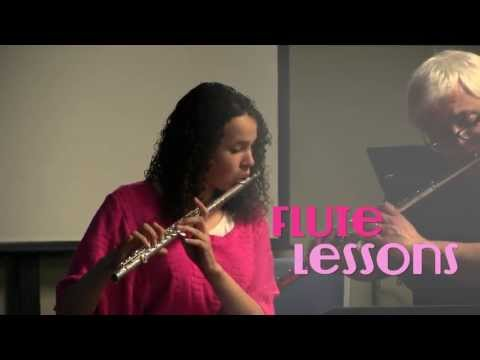 The Academy of Music at String Connection: Flute Lessons