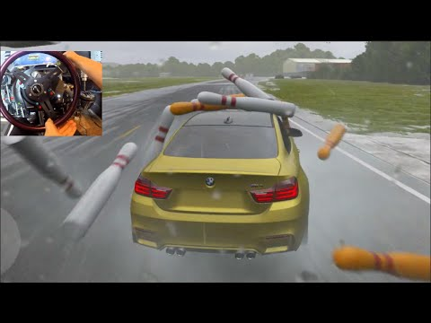 FM6 Career Mode Ep 17 -GoPro  M4 Bowling! + Autocross!
