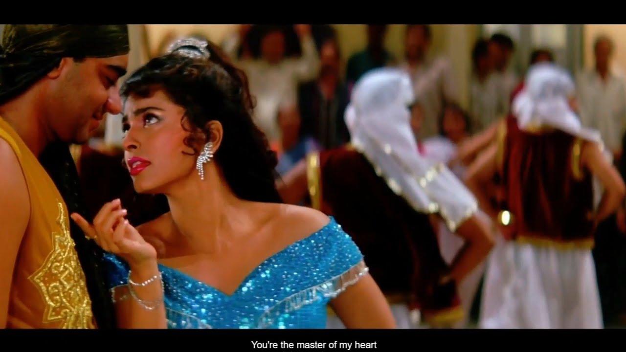 Download Lal Lal Hoton Pe  Naajayaz 1995   Ajay Devgan   Juhi Chawla   Full Video Song