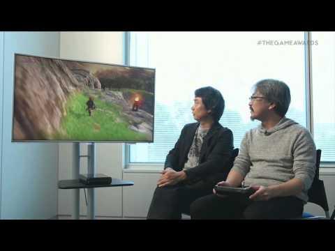Watch Nintendo's new The Legend of Zelda Wii U gameplay footage