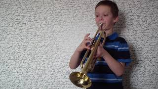 Юный трубач
