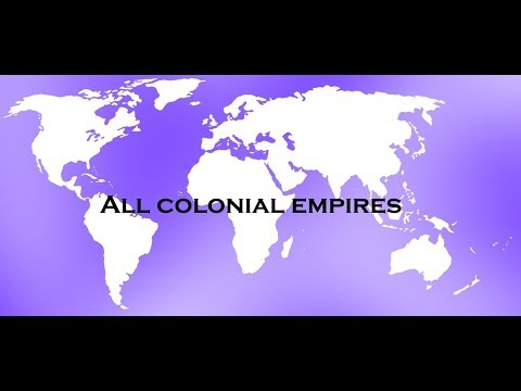 All colonial Empires
