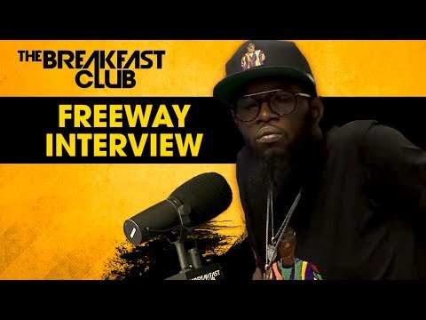 Freeway Opens Up About Dealing With Kidney Disease During The Making Of His Latest Project