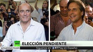 La Presidencia de Uruguay se decidirá en segunda vuelta