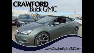 2017 Buick Cascada Premium (El Paso, Texas)