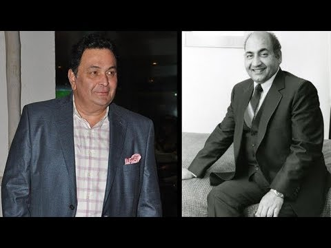 Except Rishi Kapoor & Jackie Shroff, no b- townie have time to remember Mohammed Rafi