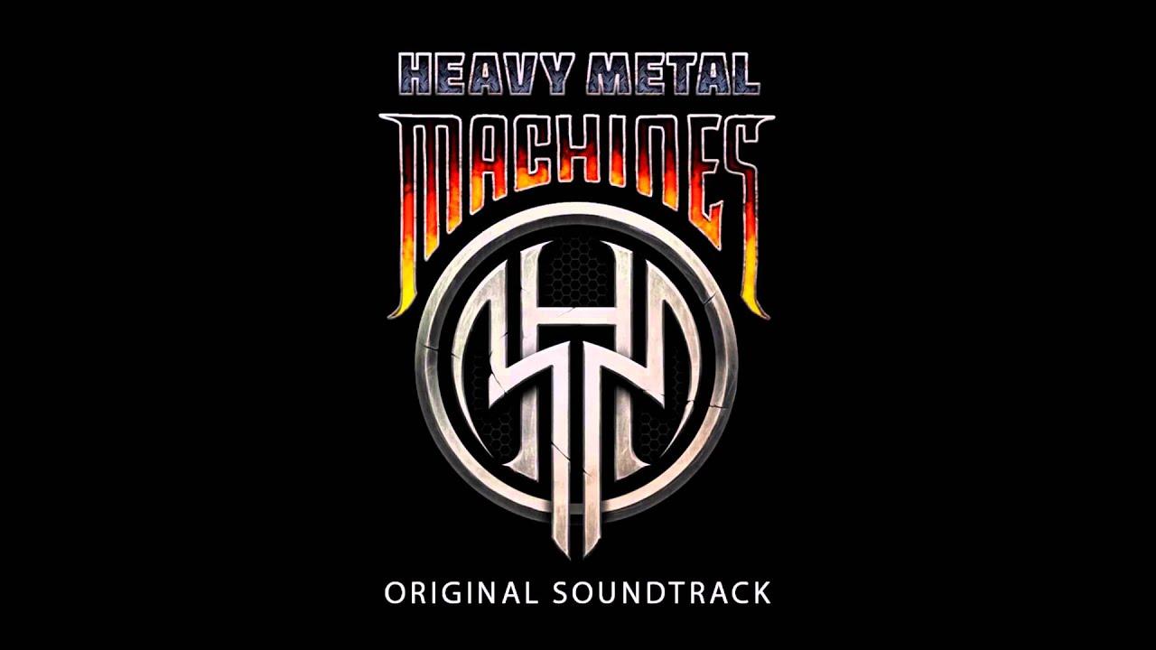 Heavy Metal Machines Original Soundtrack Youtube