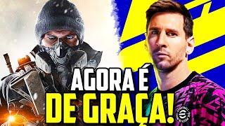 7 NOVOS GAMES INCRÍVEIS QUE SERÃO TOTALMENTE DE GRAÇA!