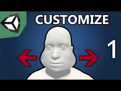 Unity Character Customization