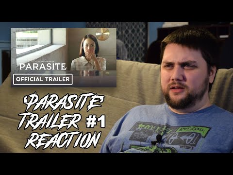'parasite'-(2019)-trailer-#1-reaction
