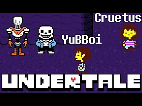 "MULTIPLAYER UNDERTALE | ""Don't Forget"" Online Multiplayer Undertale Fangame Gameplay"