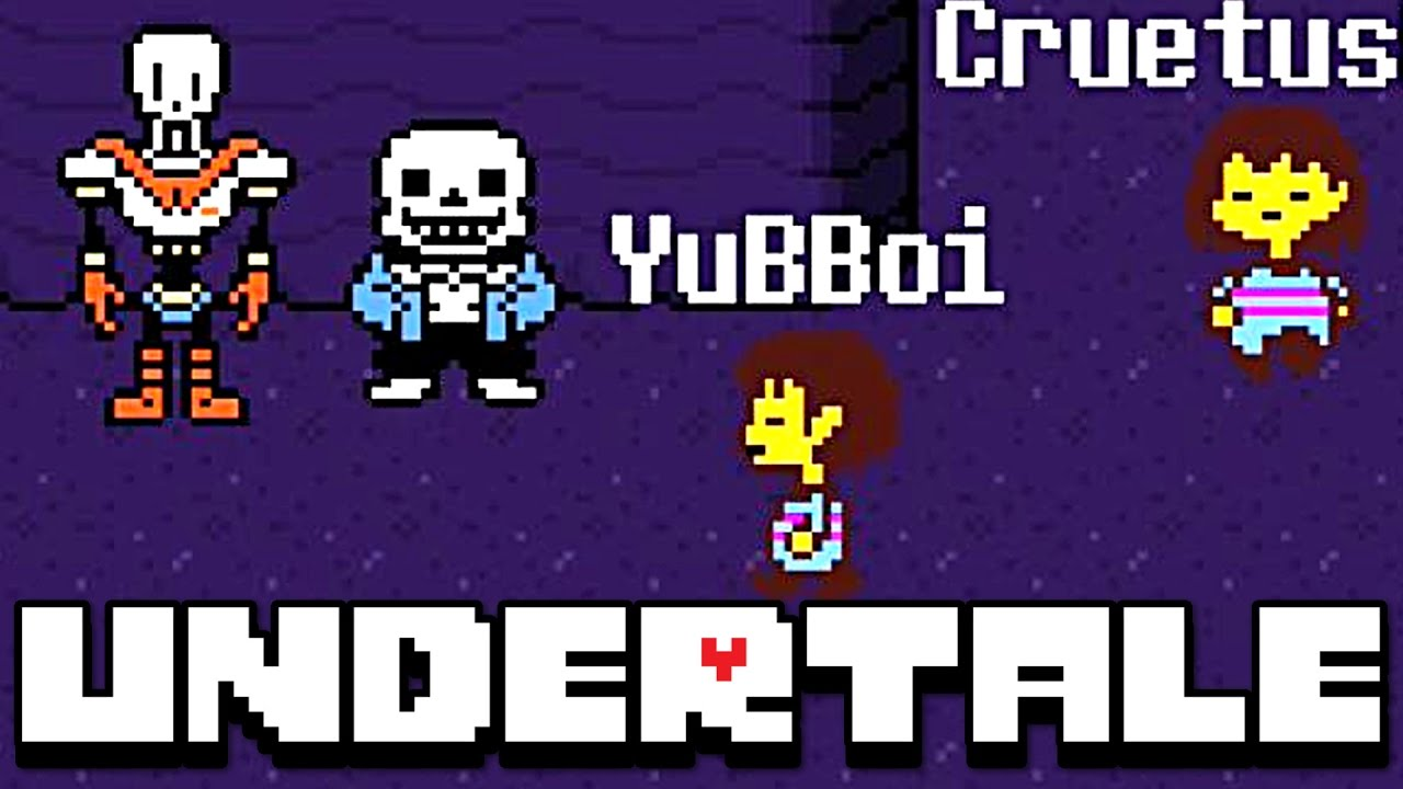 MULTIPLAYER UNDERTALE |