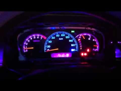 How To Change Speedometer Lights Easy Youtube