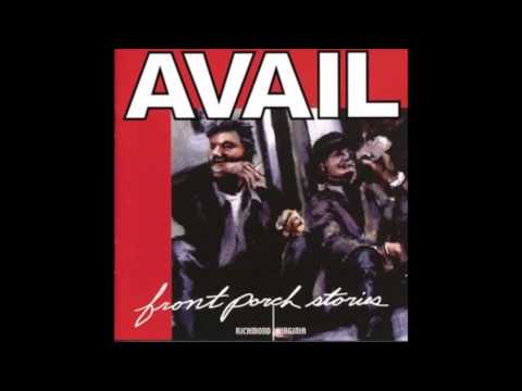 Avail - Front Porch Stories (Full Album)