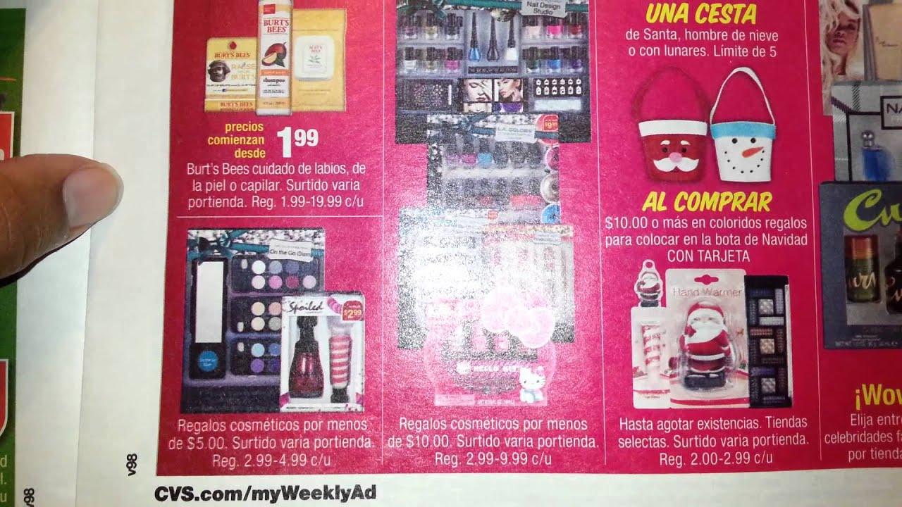 Shopper nuevo cvs 15/12-21/12