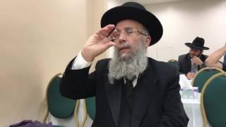 Rab Gideon Ben Moshe