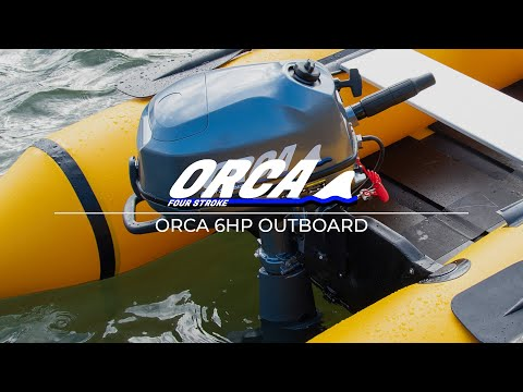 Orca 58lbs Electric outboard