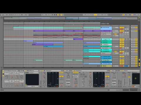 (Tutorial) Melodic Deep Track Ableton Live + Massive (Johannes Brecht, Gardens of God)