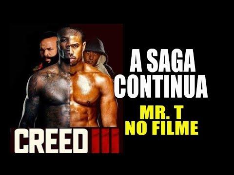 CREED 3 VEM POR AÍ: MR. T NO FILME