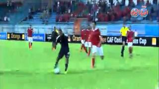 أهداف مبارة الأهلي وأورلاندو بيراتس فى كأس الكونفدرالية (3-4)