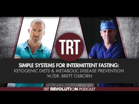 Systems for Intermittent Fasting, Ketogenic Diets & Metabolic Disease Prevention w/Dr. Brett Osborn