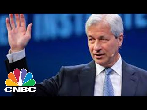 JP Morgan CEO Jamie Dimon: I Remain Highly Skeptical Of Bitcoin | CNBC