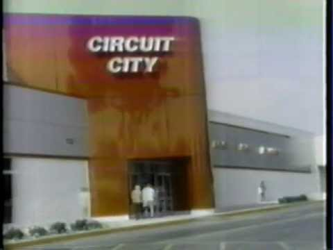 90s commercial for Circuit City