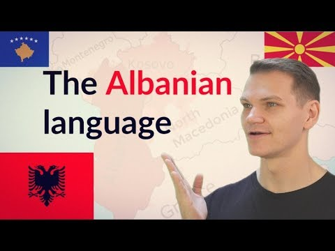 The Albanian Language!