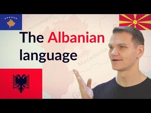 The Albanian Language!