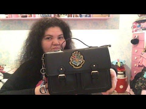 WHAT'S IN MY BAG COSA C'È NELLA MIA BORSA DI HARRY POTTER