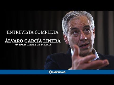 Entrevista completa a Álvaro García Linera, vicepresidente de Bolivia